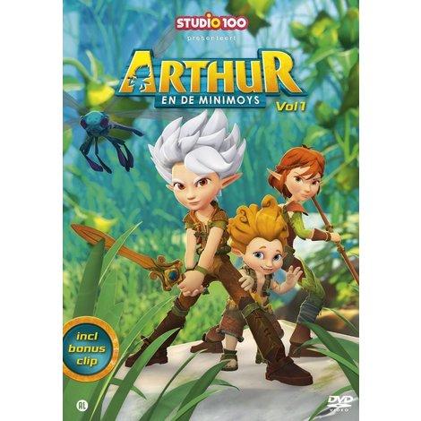 Studio 100 DVD - Arthur en de Minimoys vol.1