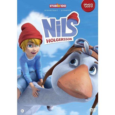 Studio 100 DVD - Nils Holgersson vol. 1