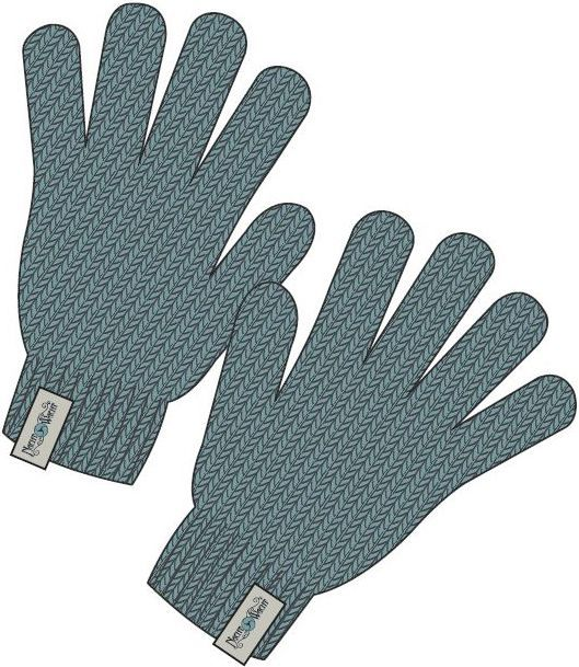 Handschoenen Nachtwacht roos