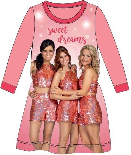 Nachthemd K3 sterren
