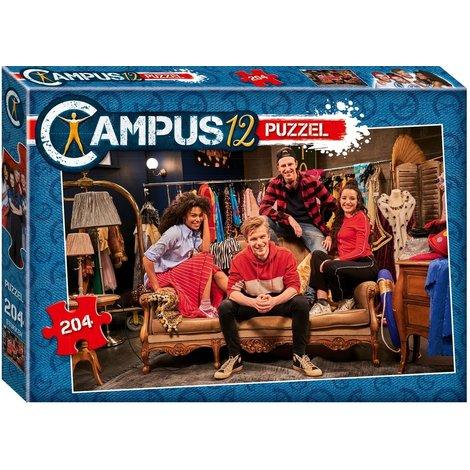 Puzzel Campus 12: 204 stukjes
