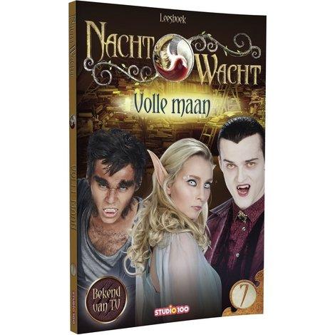 Boek Nachtwacht pocket seizoen 4-1