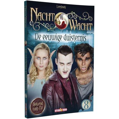 Boek Nachtwacht - De eeuwige duisternis