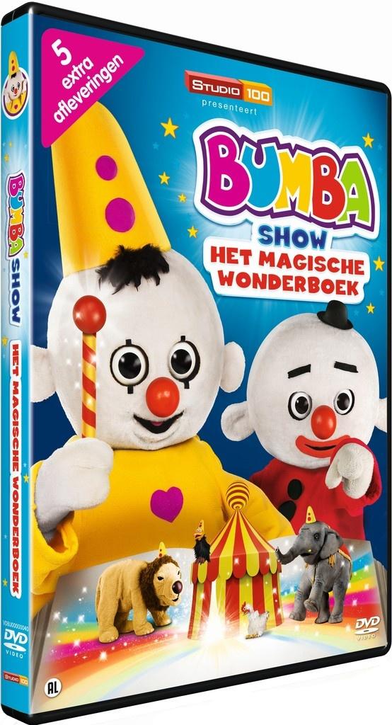 Dvd Bumba: het magische wonderboek