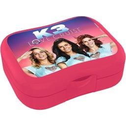 K3 Lunchbox - Love Cruise roze