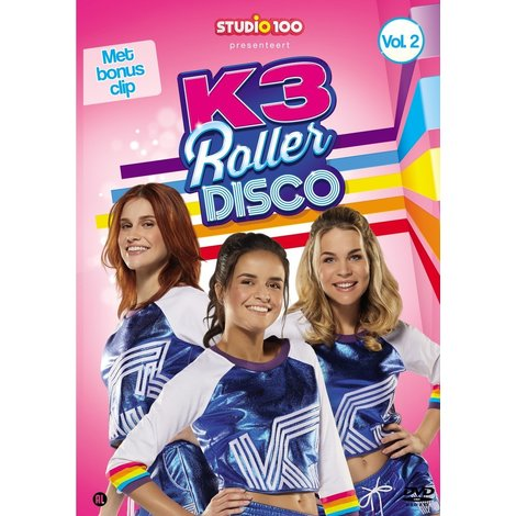 Dvd K3: Rollerdisco vol. 2
