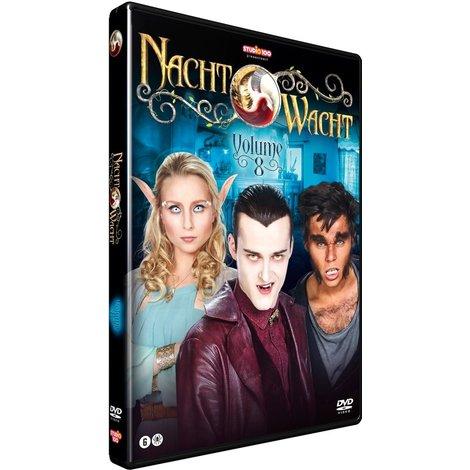 Dvd Nachtwacht: Nachtwacht vol. 8