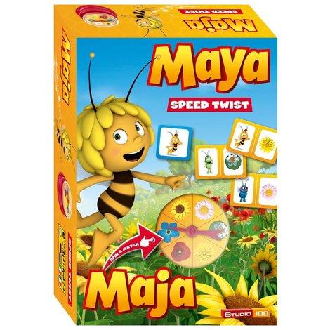 Jeu Speed Twist Maya l'abeille