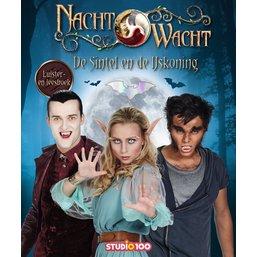 Luisterboek Nachtwacht