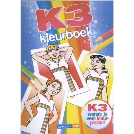 K3 Kleurboek