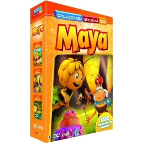 Maya 3-DVD - Vol. 1