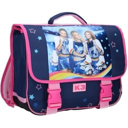 School rugzak K3 Rollerdisco: 38x33x12 cm