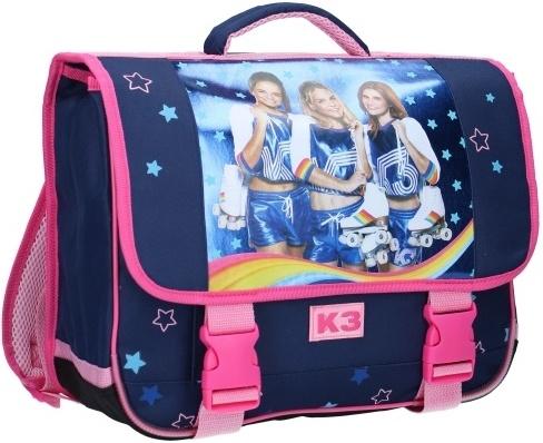 School rugzak K3 Rollerdisco: 38x33x12 cm