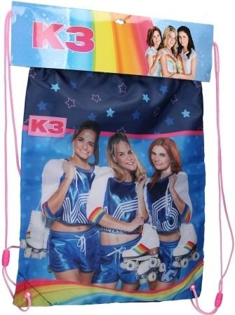 Zwemtas K3 Rollerdisco: 44x37 cm