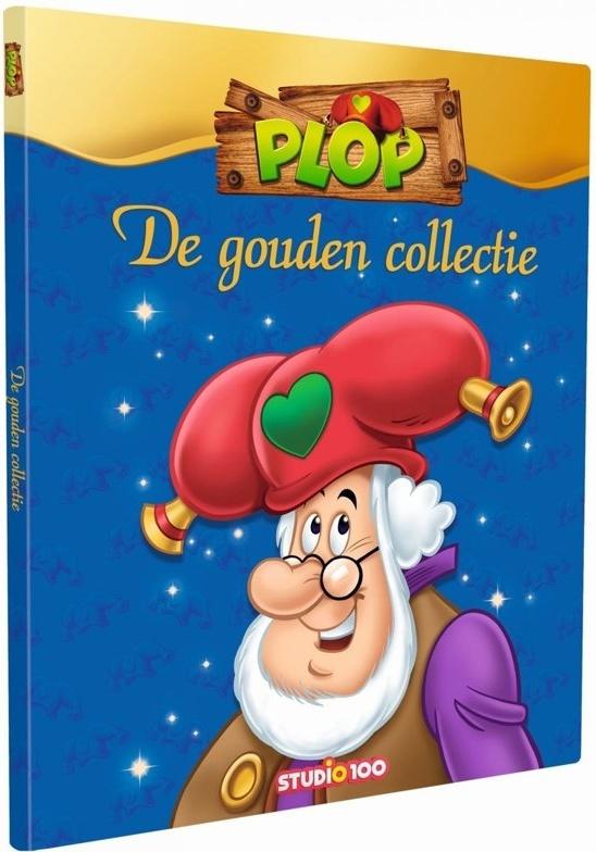 Kabouter Plop Boek - Gouden boek deel 1