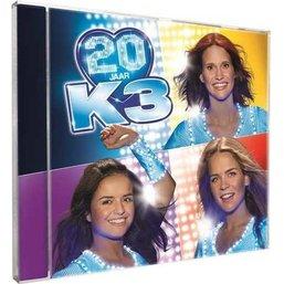 K3 CD - 20 years K3
