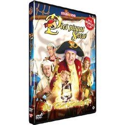 DVD Piet Pirate: the Magic Lantern