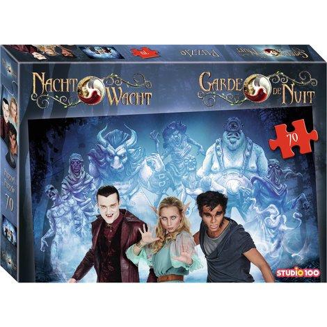 Puzzel mee met Wilko, Keelin en Vlad! Deze monsterpuzzel maakt het lekker spannend! Durf jij de uitdaging aan?