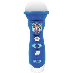 Microfoon K3 met stemopname: Rollerdisco