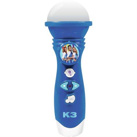 K3 : micro enregistreur - Roller Disco