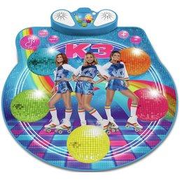 K3: tapis de dance - Roller Disco v2