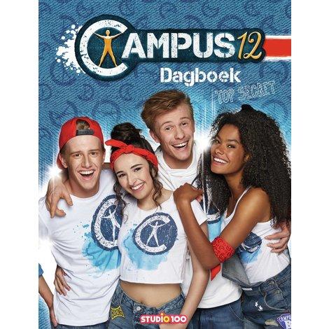 Dagboek met slot Campus 12