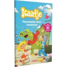 Stickerboek Kaatje: Verjaardag