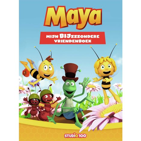 Livre des amis Maya