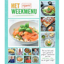 Boek Njam: Het Weekmenu