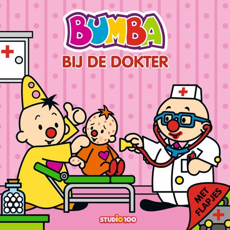 Boek Bumba: Bij de dokter