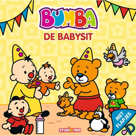 Livre Bumba : La baby-sitter