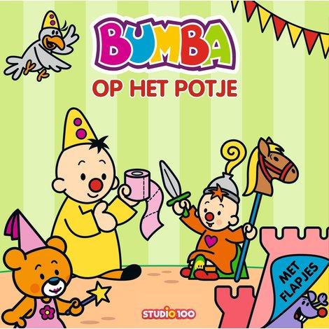 Livre Bumba : Sur le pot