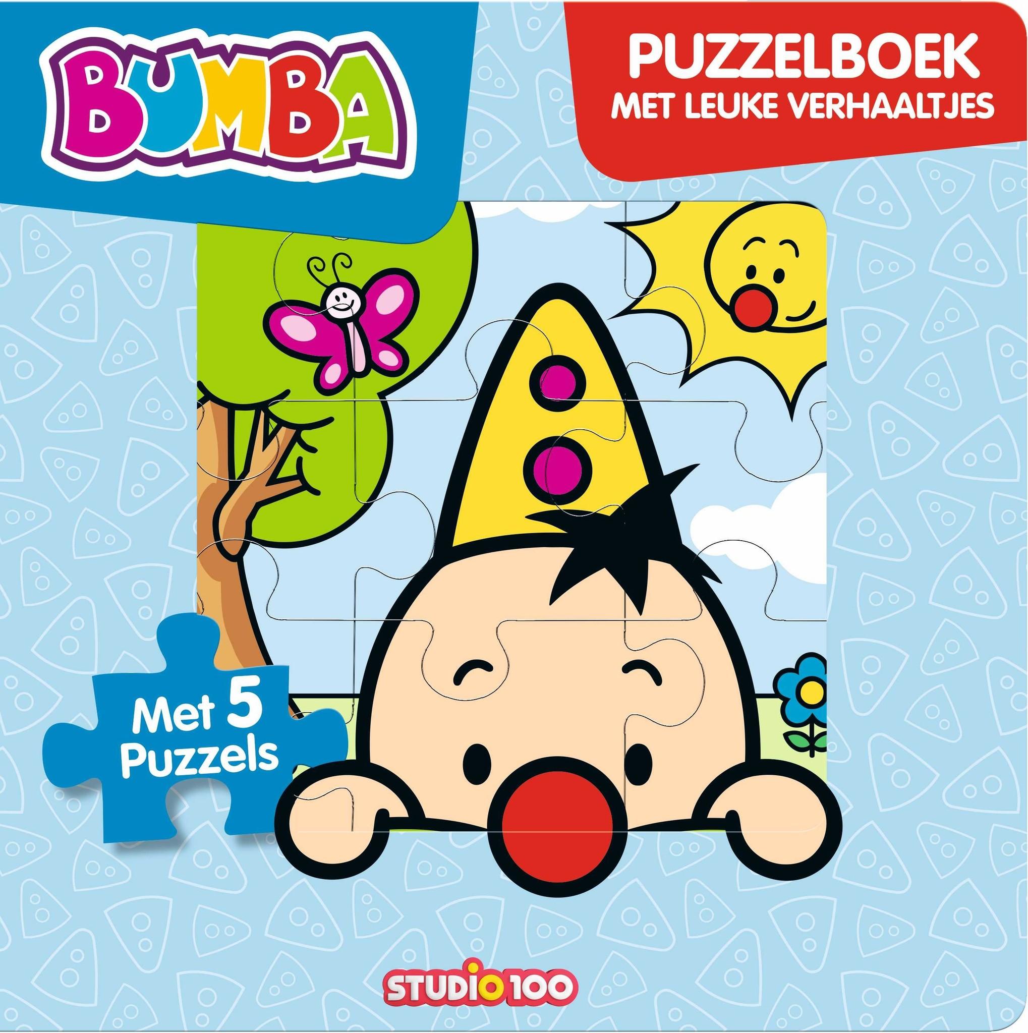 Livre Bumba : Livre de puzzle