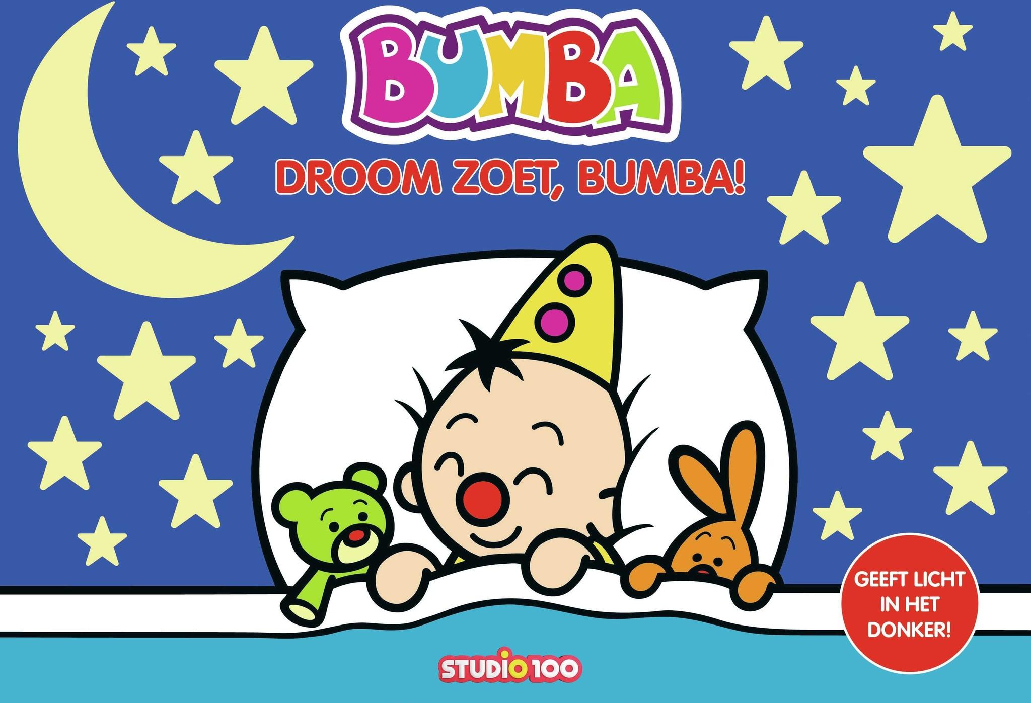 Boek Bumba: Omnibus Droom Zoet