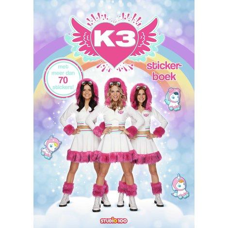 Carnet d'autocollants K3 : Rêves
