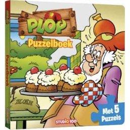 Livre Plop : Puzzle livre