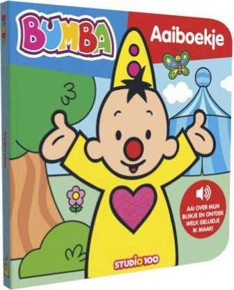 Boek Bumba: Aaiboekje