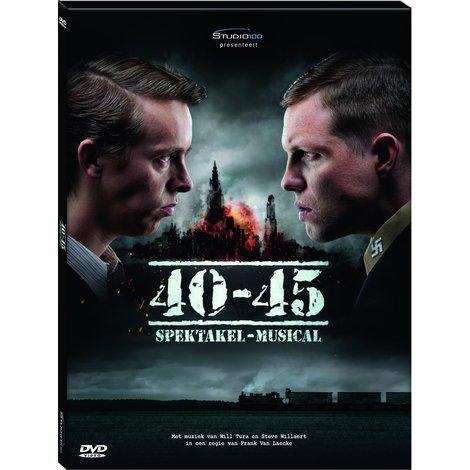 40-45 musical - DVD