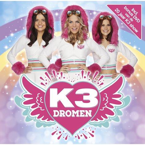 K3 CD - Rêves