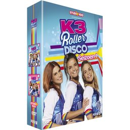 K3 DVD Box: Rollerdisco - Seizoen 1