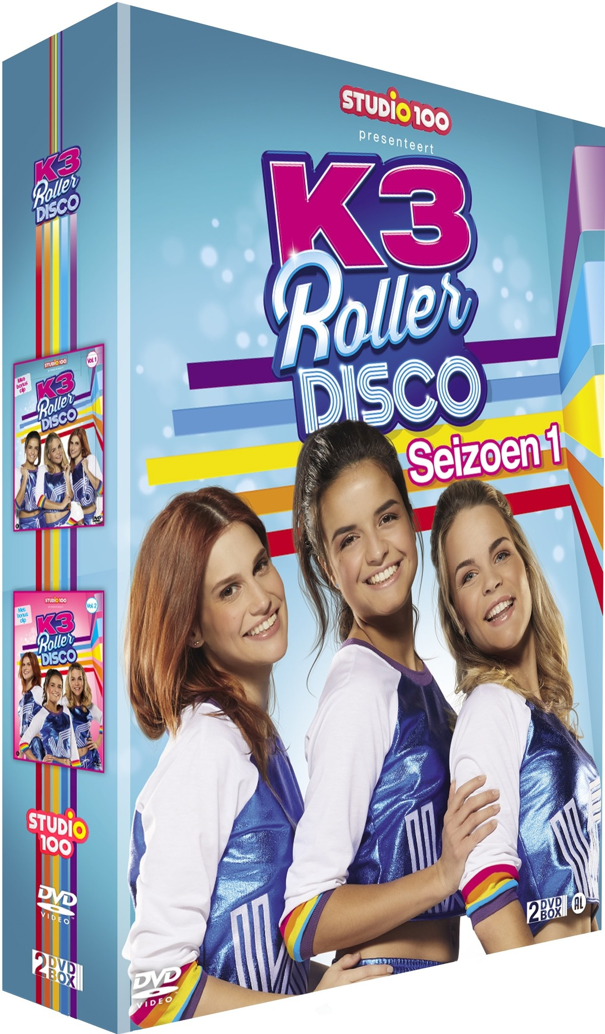 K3 DVD Box: Roller disco - Seizoen 1