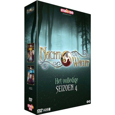 Nachtwacht DVD Box: Saison 4