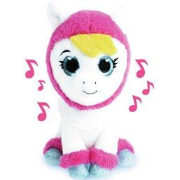 Pluche met muziek K3: Alpaca 20 cm