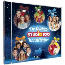 Studio 100 CD: The best Christmas songs