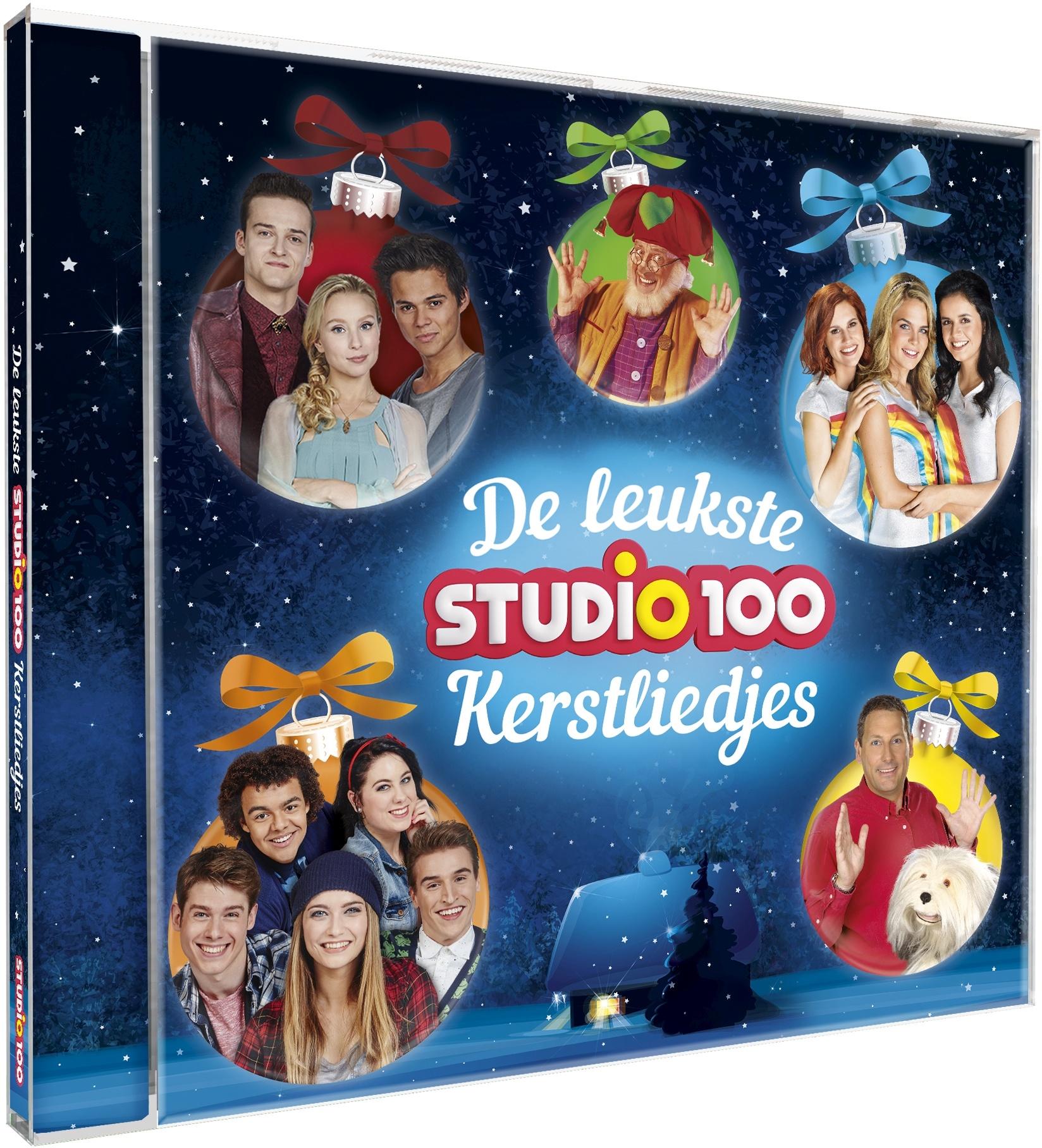 Studio 100 CD: De leukste Kerstliedjes