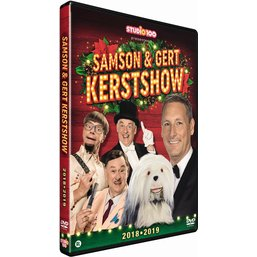 Samson & Gert DVD: Kerstshow 2018/2019