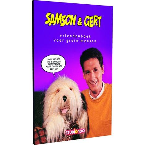 Vriendenboek Samson en Gert: 30 Jaar Samson en Gert