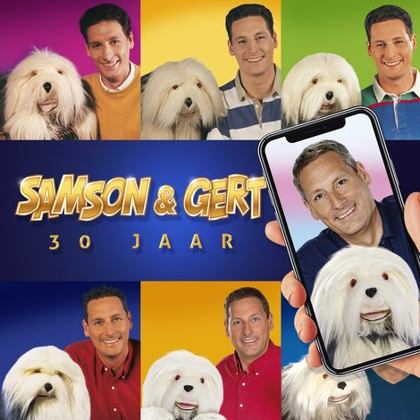 CD Samson & Gert : 30 ans Samson & Gert