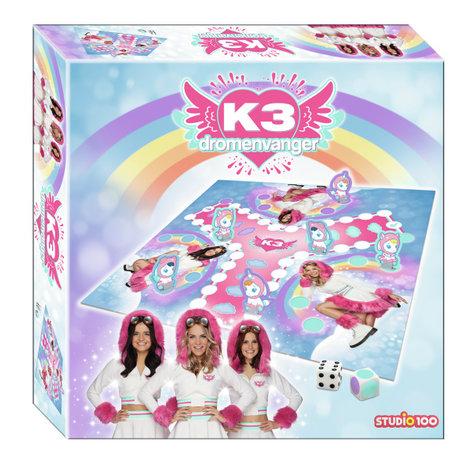 K3 : jeu - Receveur de rêve