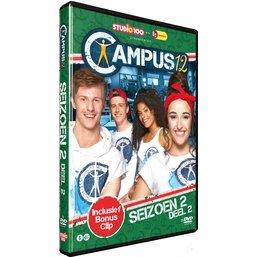 DVD Campus 12: season 2, part 2